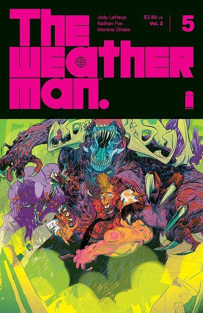 The Weatherman Vol. 2 #5 (2019)