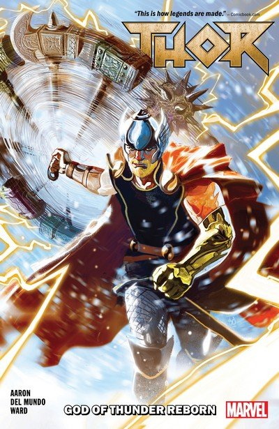 Thor Vol. 1 – God Of Thunder Reborn (TPB) (2019)