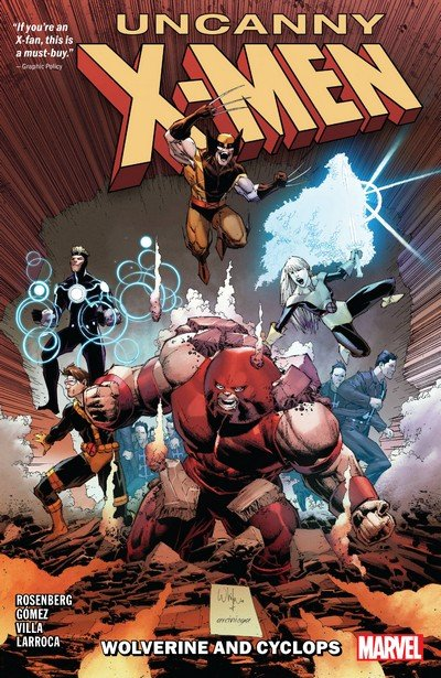 Uncanny X-Men – Wolverine And Cyclops Vol. 2 (TPB) (2019)