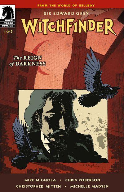 Witchfinder – The Reign Of Darkness #1 (2019)
