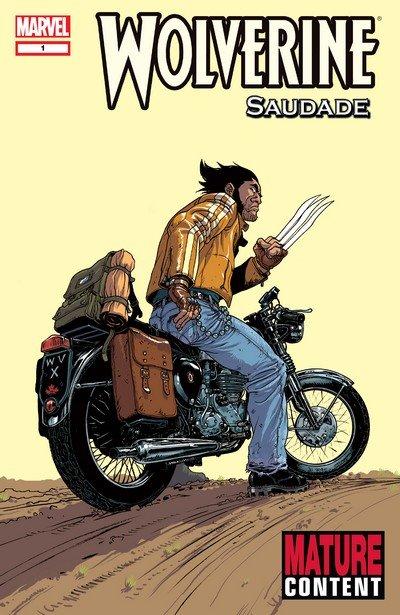 Wolverine – Saudade #1 (2008)