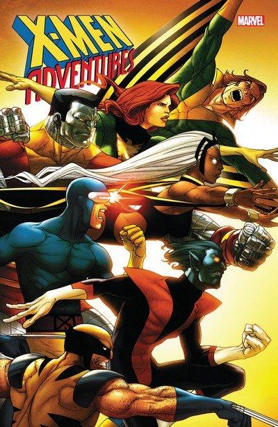 X-Men Adventures (TPB) (2018)