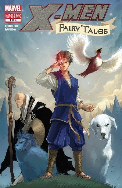 X-Men – Fairy Tales #1 – 4 (2006)