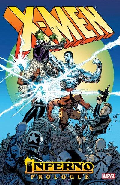 X-Men – Inferno Prologue (TPB) (2019)