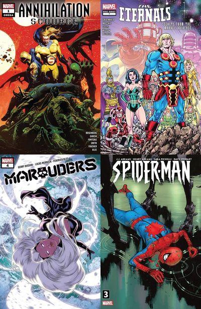 2019.12.18 Marvel Week+