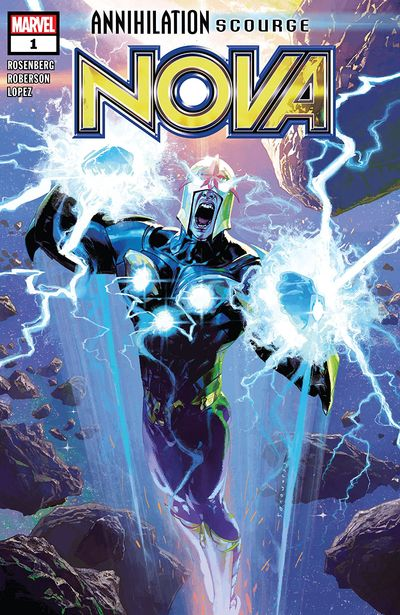 Annihilation – Scourge – Nova #1 (2019)