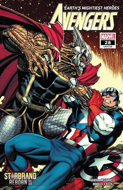 Avengers #28 (2019)
