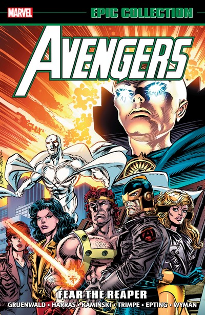Avengers Epic Collection Vol. 23 – Fear the Reaper (2019)