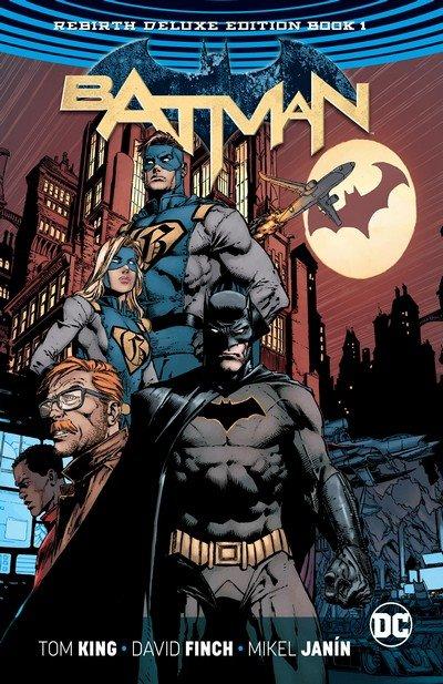 Batman – Rebirth Deluxe Edition Book 1 (2017)