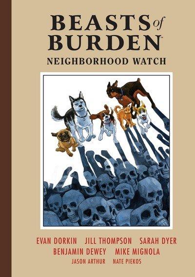 Beasts of Burden Vol. 2 – Neighborhood Watch (TPB) (2019)