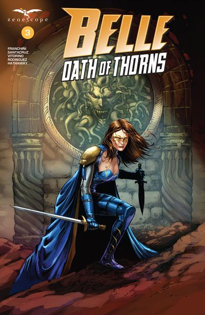 Belle – Oath Of Thorns #3 (2019)