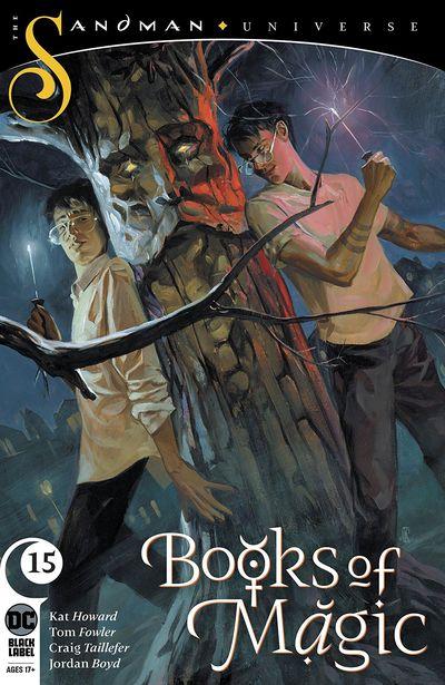 Books Of Magic #15 (2020)