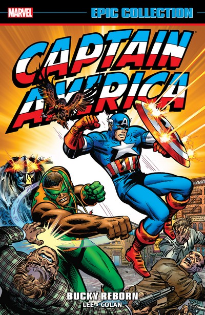Captain America Epic Collection Vol. 3 – Bucky Reborn (2017)