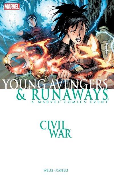 Civil War – Young Avengers & Runaways (TPB) (2007)