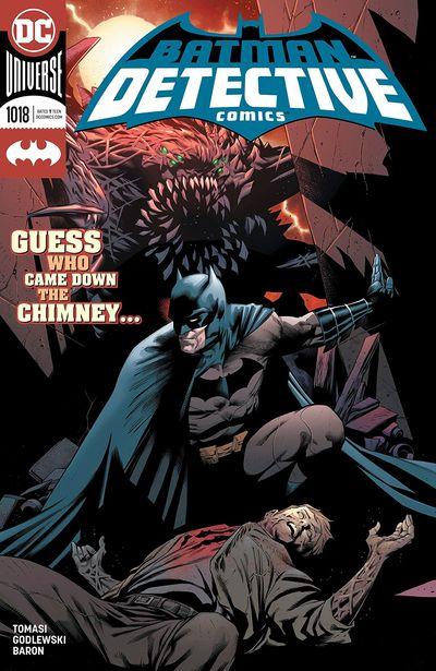 Detective Comics #1018 (2020)