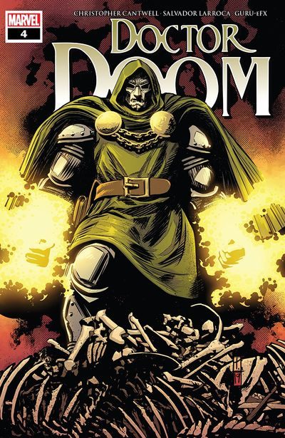 Doctor Doom #4 (2020)