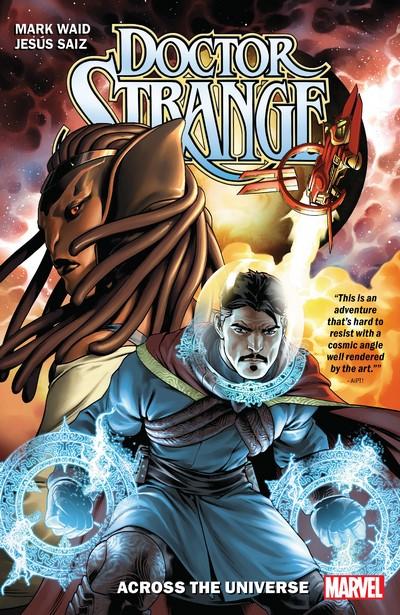 Doctor Strange by Mark Waid Vol. 1 – 4 (TPB) (2018-2020)