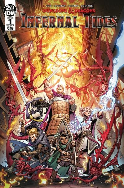 Dungeons And Dragons – Infernal Tides #1 (2019)