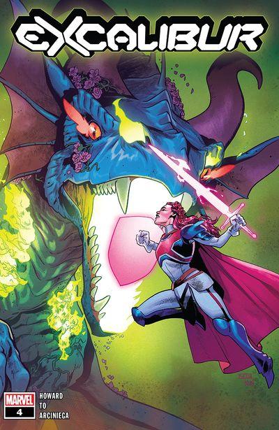 Excalibur #4 (2019)