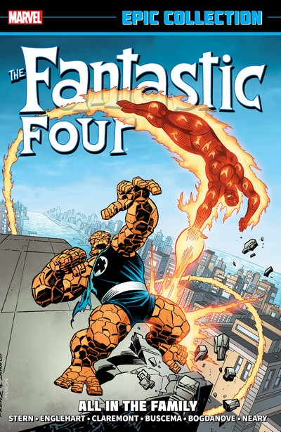Fantastic Four Epic Collection Vol. 17 – All in the Family (2014)