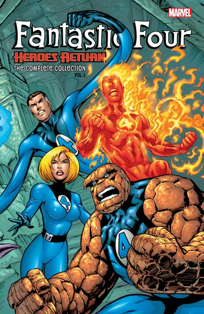 Fantastic Four – Heroes Return – The Complete Collection Vol. 1 (2019)