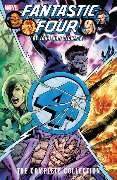 Fantastic Four by Jonathan Hickman – The Complete Collection Vol. 2 (2019)