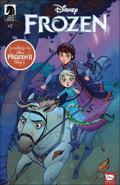 Frozen – True Treasure #2 (2019)
