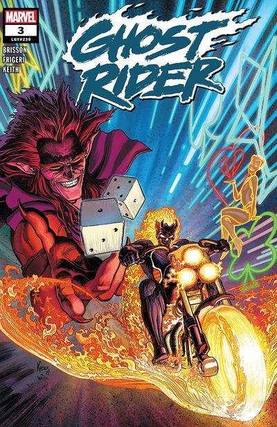 Ghost Rider #3 (2019)