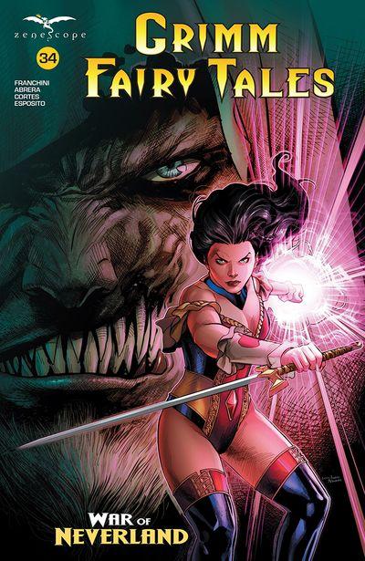 Grimm Fairy Tales Vol. 2 #34 (2020)