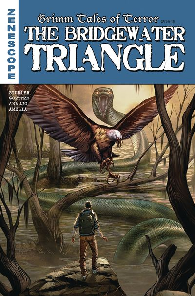 Grimm Tales Of Terror – The Bridgewater Triangle #3 (2019)