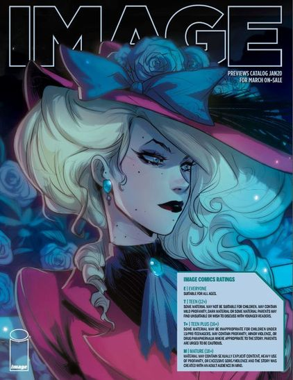 Image Comics Previews January 2020 for March 2020