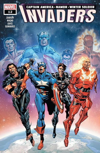 Invaders #12 (2019)