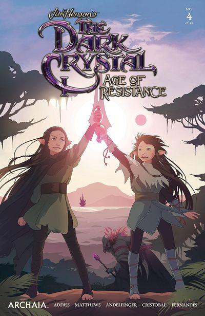 Jim Henson's The Dark Crystal – Age Of Resistance #4 (2019)