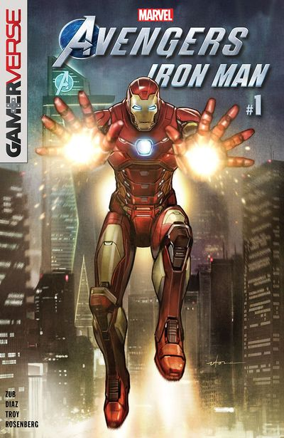 Marvel's Avengers – Iron Man #1 (2019)