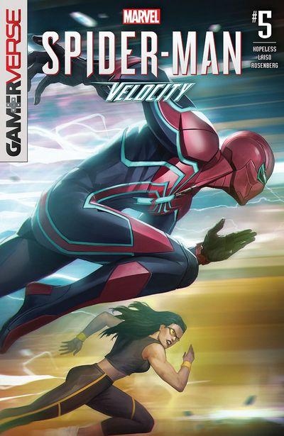 Marvel's Spider-Man – Velocity #5 (2019)
