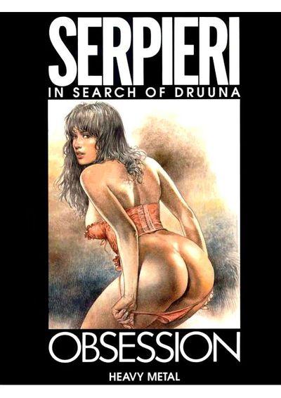 Serpieri – Obsession (1996)