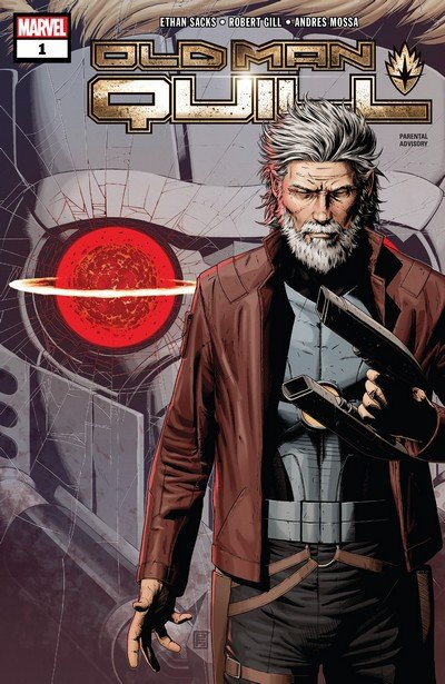 Old Man Quill #1 – 12 (2019)