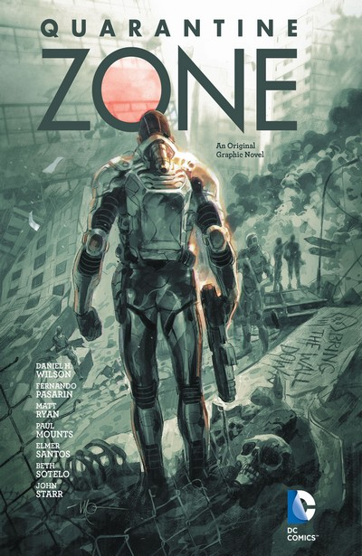 Quarantine Zone (2016)