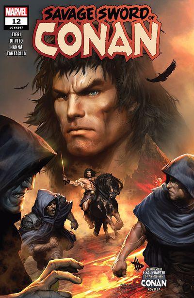 Savage Sword Of Conan #12 (2019)