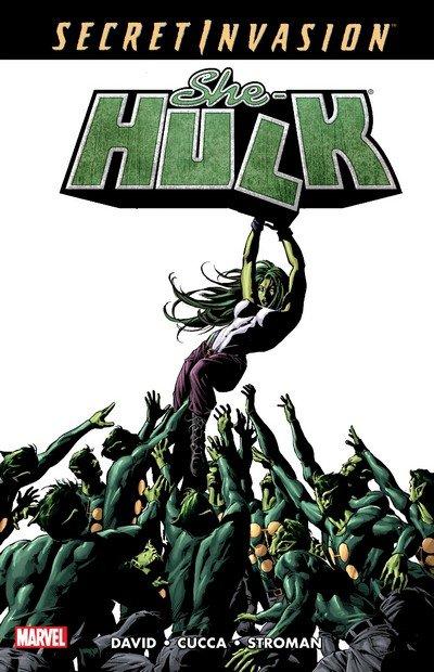 She-Hulk Vol. 8 – Secret Invasion (TPB) (2015)