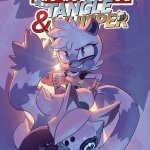 Sonic the Hedgehog – Tangle and Whisper #1 – 4 (2019)