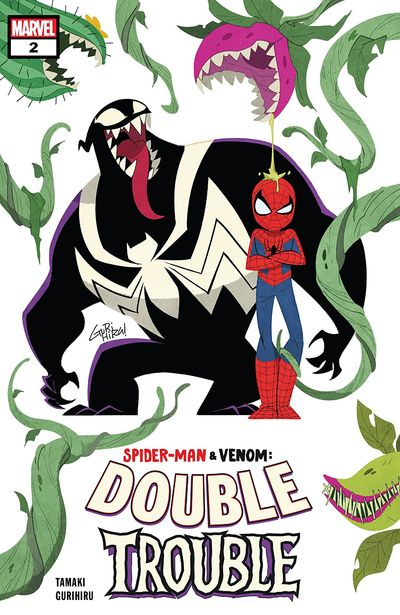 Spider-Man And Venom Double Trouble #2 (2019)