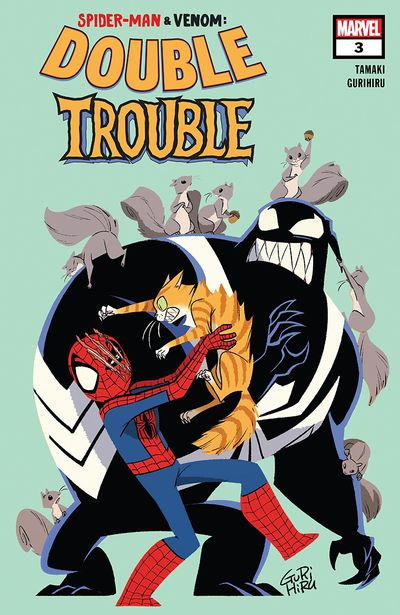 Spider-Man And Venom – Double Trouble #3 (2020)