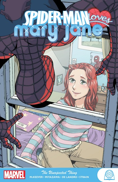 Spider-Man Loves Mary Jane – The Unexpected Thing (TPB) (2019)