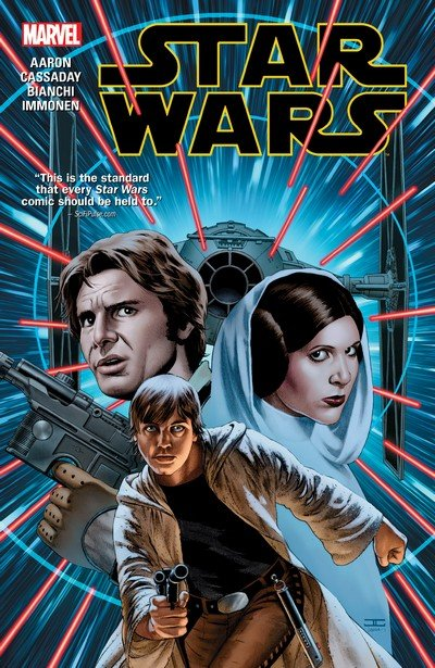 Star Wars Collection Vol. 1 – 3 (TPB) (2016-2018)