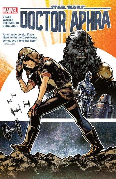Star Wars – Doctor Aphra by Kieron Gillen Vol. 1 (TPB) (2019)