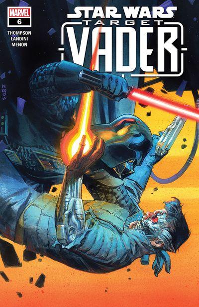 Star Wars – Target Vader #6 (2019)