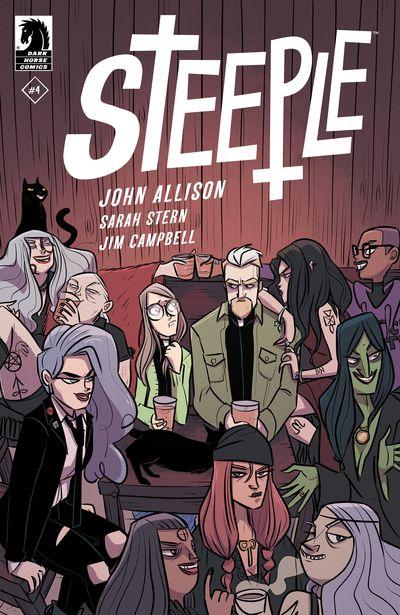 Steeple #4 (2019)