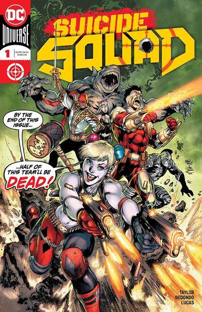 Suicide Squad #1 (2019)