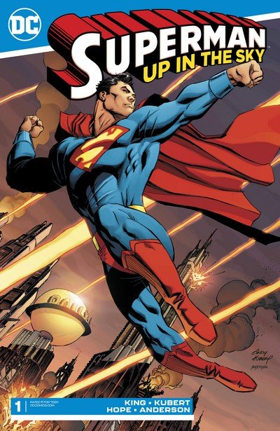 Superman – Up In The Sky #1 – 6 (2019)